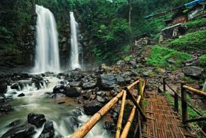 Cindulang Waterfall