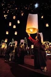 Lantern of Hope by thesaintdevil
