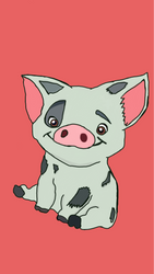 Year of the Pig  (Pua) by mannydrawscomics