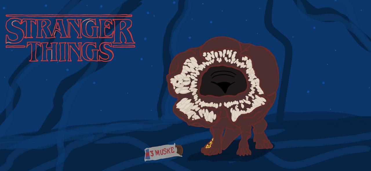 Dart From Stranger Things  by mannydrawscomics