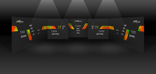 2017 Sahara Force India F1 Garage
