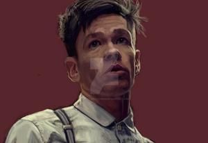 Nate Ruess Portrait- WIP 2