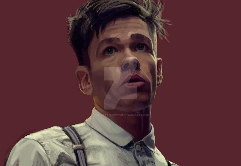 Nate Ruess Portrait- WIP 3 by SucittarSucivron