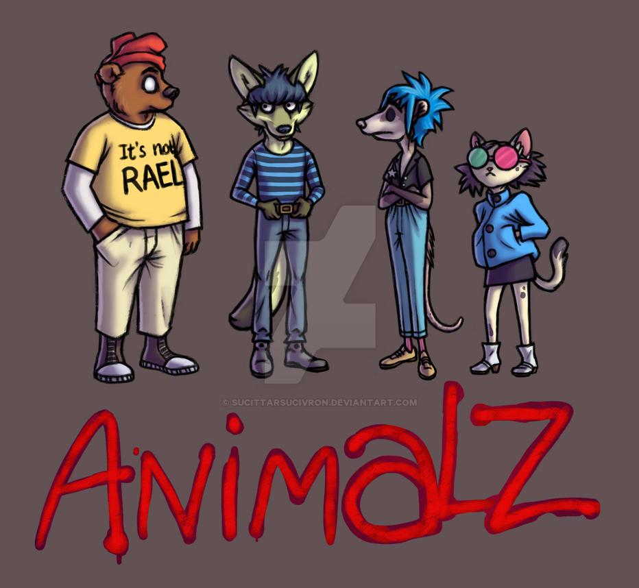 Animalz by SucittarSucivron