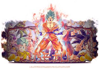 Sign Dragon Ball - goku