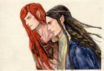 Maedhros and Fingon