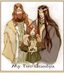 Maitimo and Grandfathers