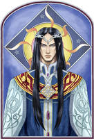 Two Princes:Fingolfin by daLomacchi