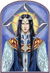 Two Princes:Fingolfin by daLomacchi