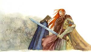 Feanorion(Back cover Illustration)