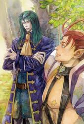 Ildon and Zozma