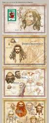 Study of Dwarf face by daLomacchi