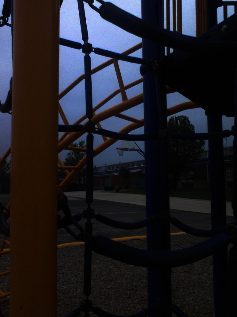 Dark Playground by photo-baka95