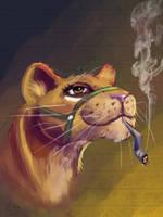 Quick lioness by Maltakreuz