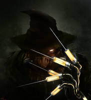 Scarecrow. by HessianForHire