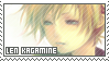 Lucky Star - Exilim Stamp__Len_Kagamine_by_mi_kuo