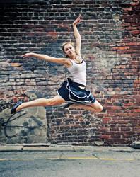 Urban Ballerina by HannahCombs