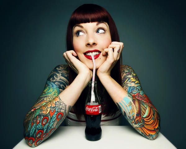 Seanna.9. - sleeve tattoo