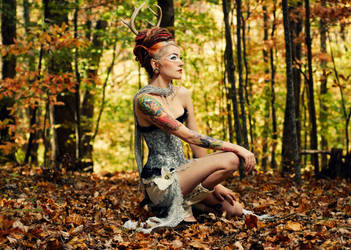 fawn by HannahCombs