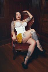 Girly Girl Revue - Anita by HannahCombs
