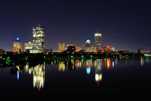 Boston by HannahCombs