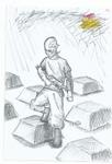 Cyborg Sketch