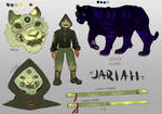 Jariah [Concept] by M00nBlink
