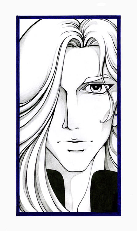 Displaying (19) Gallery Images For Lucius Malfoy Anime...