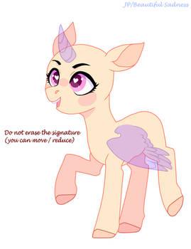 Pony Base #17