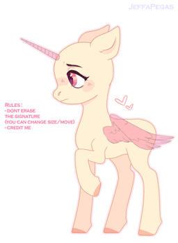 Pony Base #19