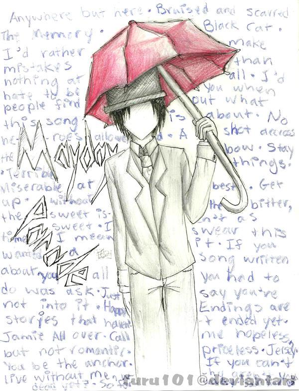 Mayday Parade by furu101