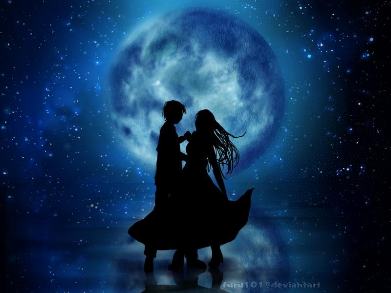 Moon River Waltz by furu101 on DeviantArt