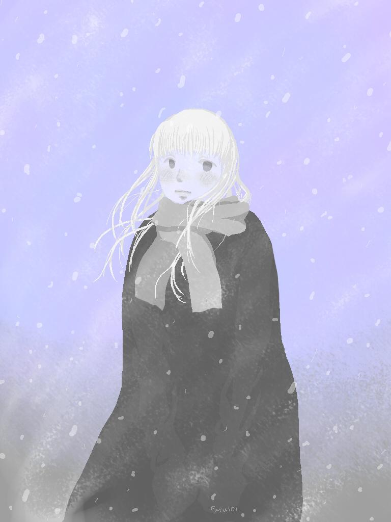 Snow by furu101
