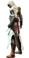 Altair #3 Render by Quidek