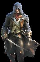 Arno Dorian #5 Render by Quidek