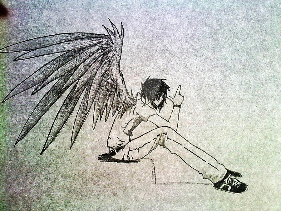 Fallen angel by xxr4wrxx on deviantart fallen angel by xxr4wrxx thecheapjerseys Gallery