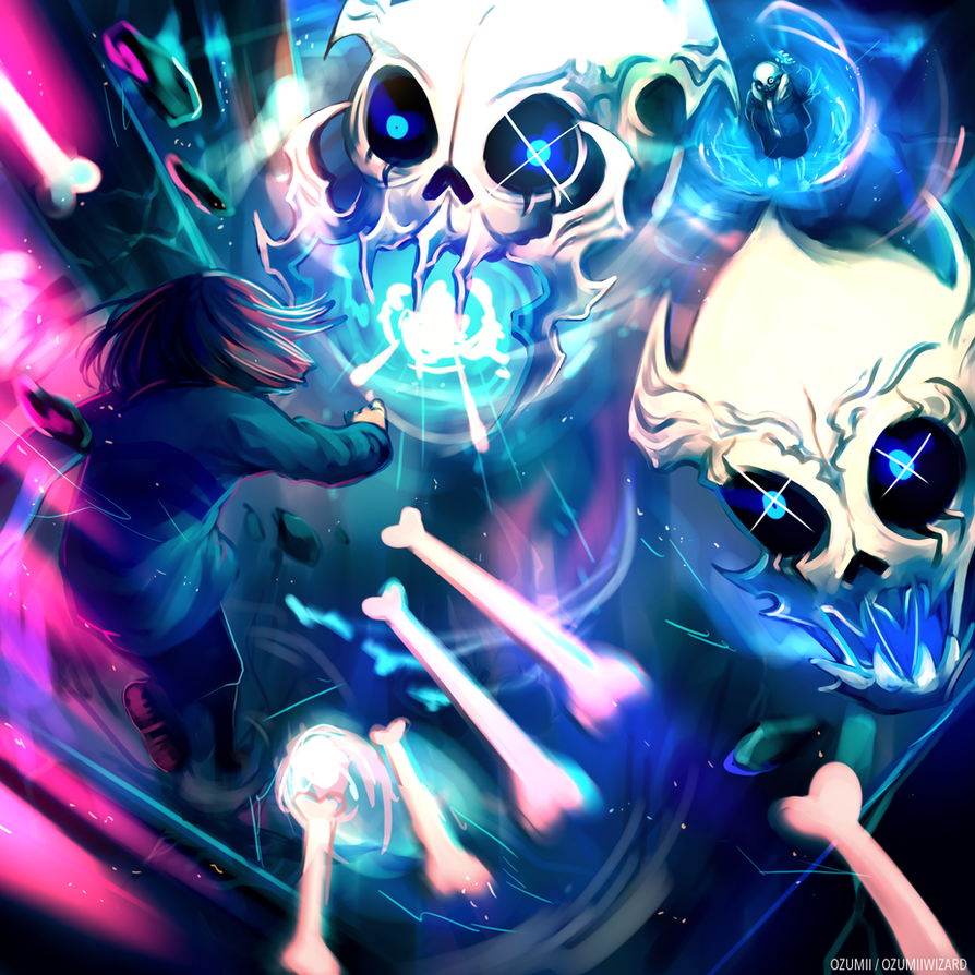 Megalovania by Ozumii