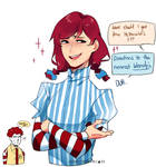 Wendy's lit bro