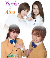 Aina x Yurika - Miaka x Yui