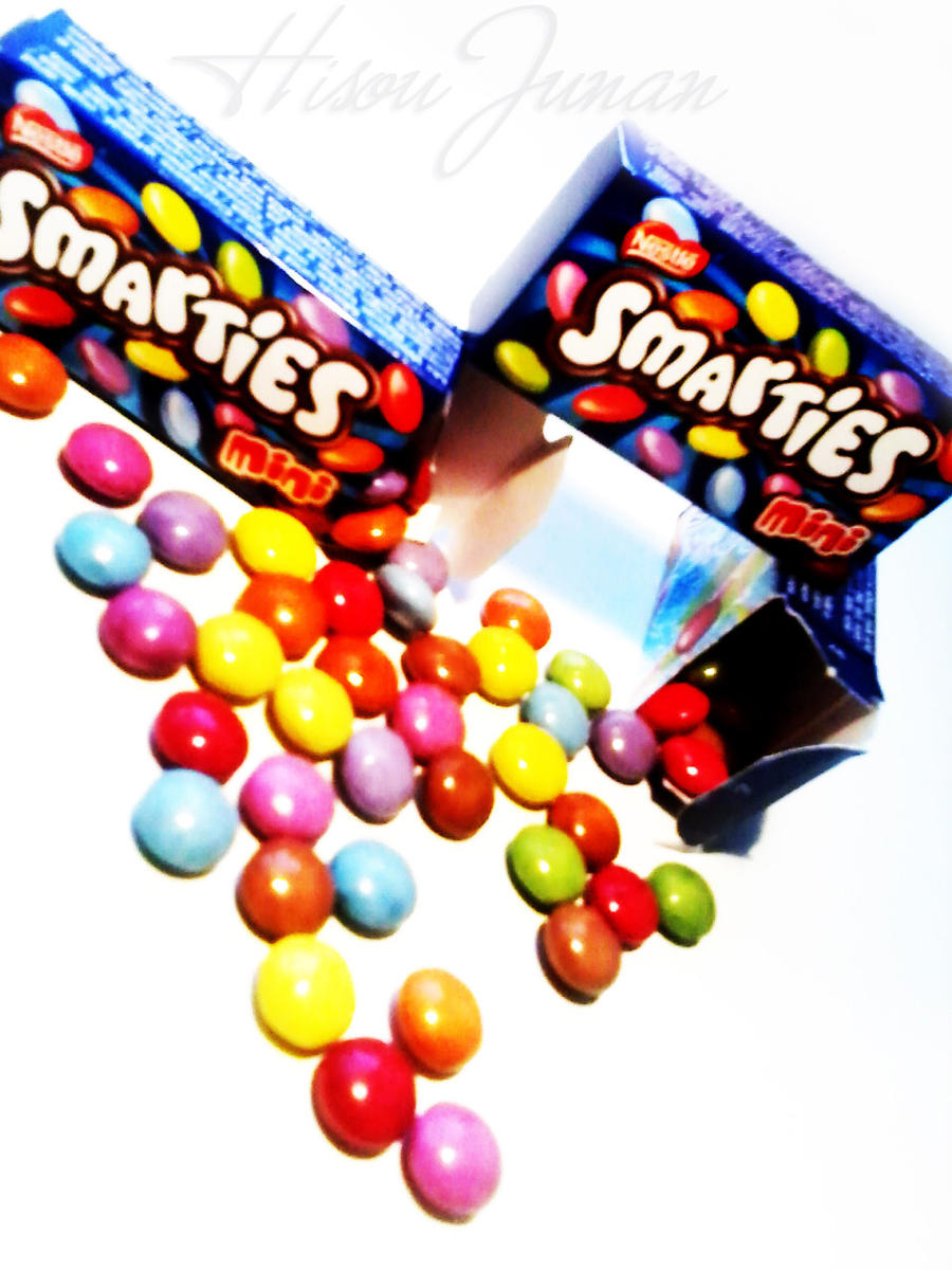 Smarties MINI by HisouJunan on DeviantArt Smarties Mini