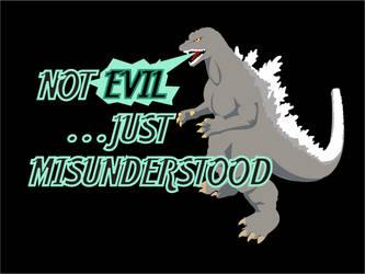 Not Evil ...Just Misunderstood by KashiMori