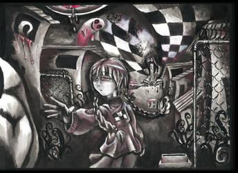 Yume Nikki: Lost by Zimonov