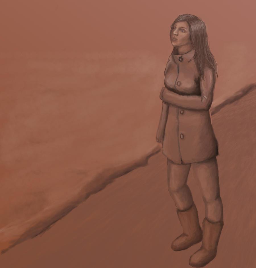 Grafika - Vaši Radovi - Page 2 Lonely_by_ToxicScent