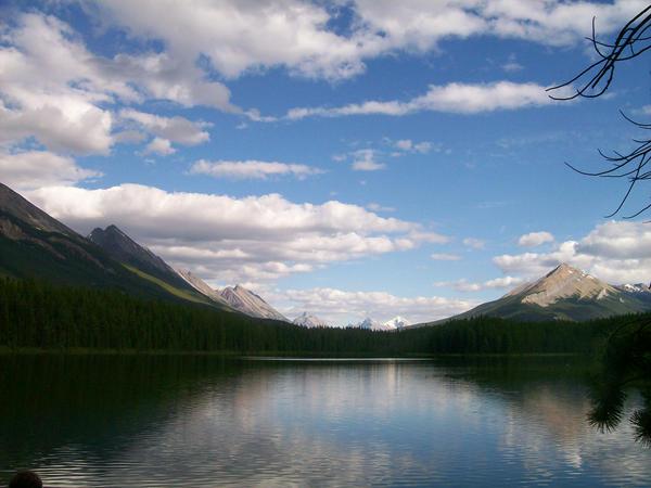 Honeymoon Lake by SilverDragon2050