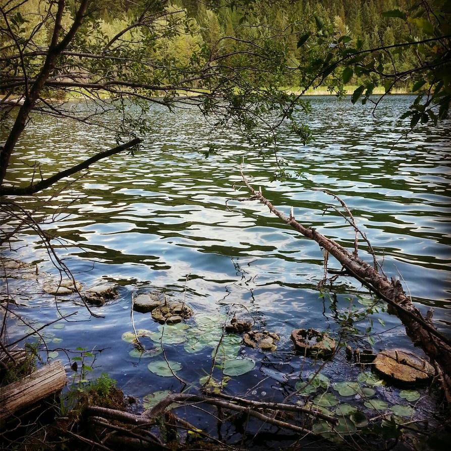 Mineral Lake by SilverDragon2050