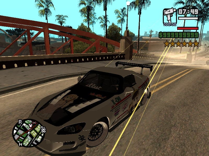 Mugi S2000....in midddle of a firing by isuckatGTA