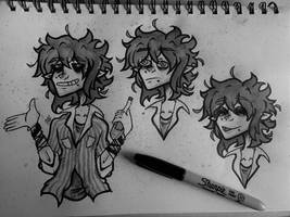.-.Lucille Dracox.-. *Creepypasta OC* by MysticCannibal