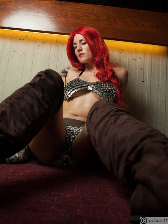 Red Sonja by coolsteel