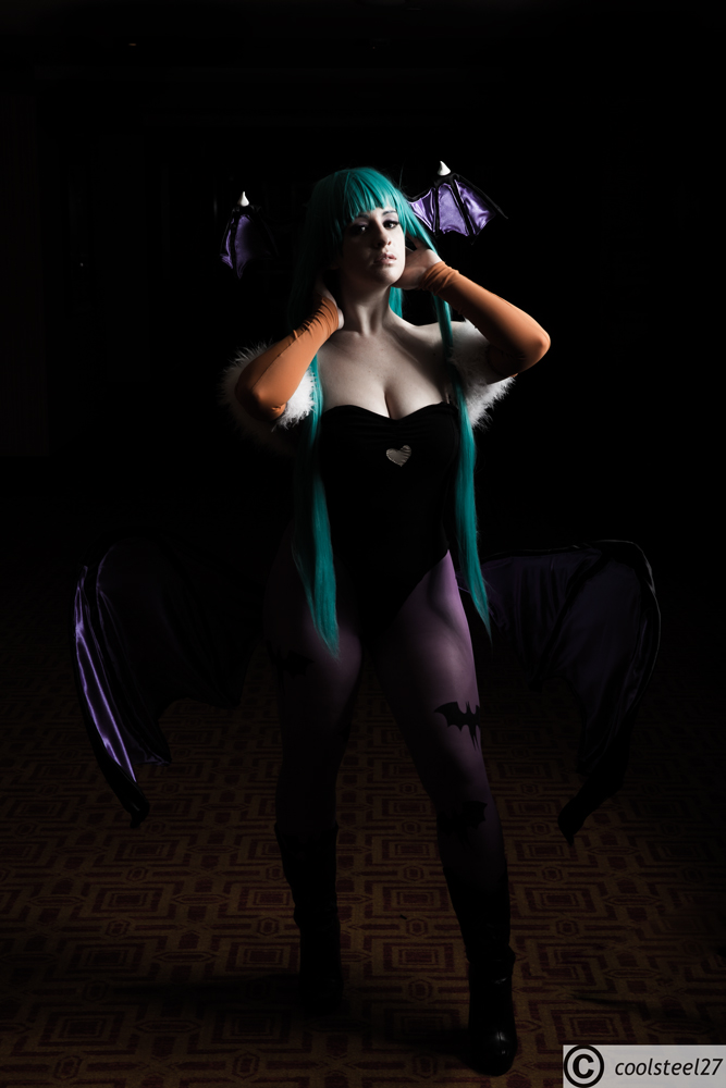 Morrigan by coolsteel