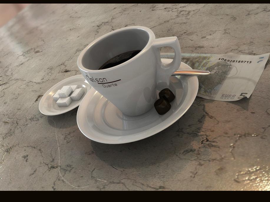 Coffee Break by nelsu